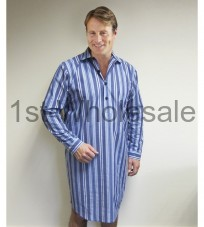 MENS POLYCOTTON WESTMINISTER NIGHTSHIRT