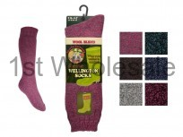 Ladies Wellington Boot Socks