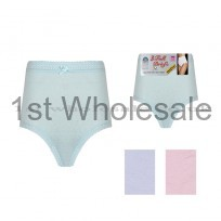 FULL MAMA BRIEFS PASTEL SHADES