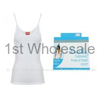 LADIES THERMAL THIN STRAP VEST XXLARGE
