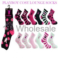 PLAYBOY COZY LOUNGE SOCKS