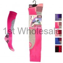 LADIES SKI SOCKS