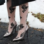 Spring tights with va-va-voom
