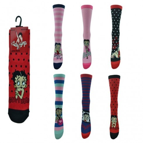 OFFICIAL BETTY BOOP SOCKS