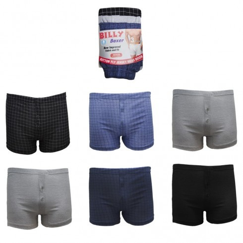 BILLY BOXER SHORTS