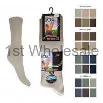 6 PACK LYCRA COTTON SOCKS FASHION