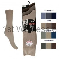 BIGFOOT LYCRA SOCKS FASHION