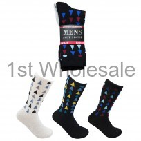 MENS TRAINGLE DESIGN SOCKS