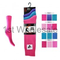 LADIES LYCRA SOCKS