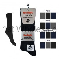 NON ELASTIC DARK ASSORTED