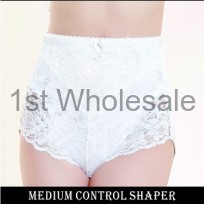 LADIES LACE FRONT MEDIUM CONTROL BRIEF