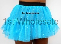 3 LAYER SEQUIN TUTU