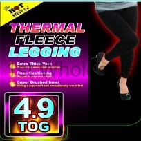 LADIES FLEECE LEGGING