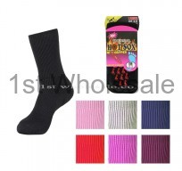 LADIES HOT SOX WITH GRIP