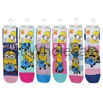 LADIES MINION SOCKS