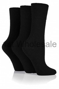 GENTLE GRIP LADIES PLAIN BLACK