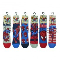 OFFICIAL BOYS SPIDERMAN SOCKS