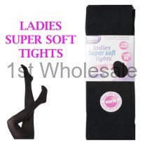 LADIES SUPERSOFT TIGHTS