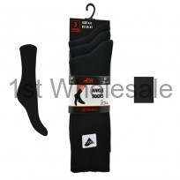 BLACK LYCRA ANKLE SOCKS