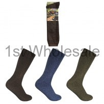 Mens Wellington Boot Socks