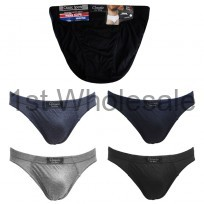 MENS TUNNEL ELASTICATED SLIP BRIEFS
