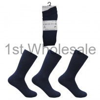 KIDS ANKLE / SCHOOL SOCKS IN NAVY