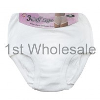 LADIES AIRTEX CUFFLEG BRIEFS