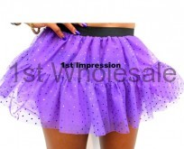 SEQUIN TUTU IN PURPLE